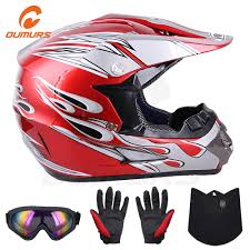 Includes Goggles MX ATV <b>Dirt Bike Motocross</b> UTV L, Matte Black ...