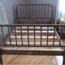 Find more Antique Spindle Bed Frame Queen for sale at up to 90% off