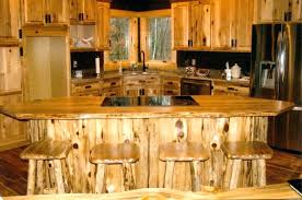 kitchen cabinet patterns the rustic log kitchen bath inside log kitchen cabinets ideas kitchen cabinet door