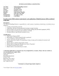 Resume For Internal Management Position Cover Letter Examples
