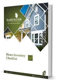Free Home Inventory Checklist Southern Oak Insurance