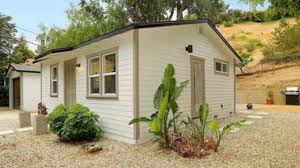 Small Picture 480 Sq Ft Tiny Cottage in Los Angeles Beautiful Small House