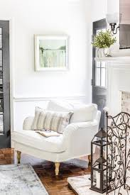 ikea livingroom furniture. IKEA Armchair With Upgraded Slipcover Made To Look High-end Ikea Livingroom Furniture R
