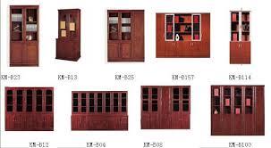 wood office cabinet. Foshan Shunde MDF Office Filing Cabinet Bookcase Wood