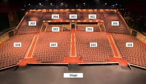 sight sound seating chart