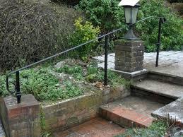 external handrails for steps uk. stairs, amusing metal handrails for outdoor steps black wih external uk