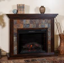 rustic electric fireplace with mantel easy rustic electric mantel electric fireplace