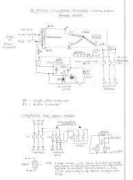 Phase converter main circuit diagram 3 star delta buffered shift