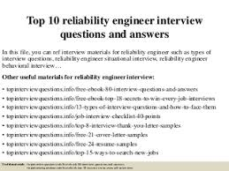 top presentations about reliability engineer17 slideshare presentations certified reliability engineer