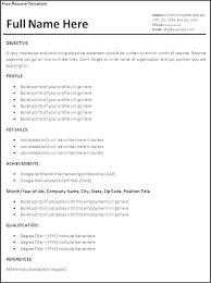 Free Resume Builder Australia My Resume Builder This Is Build Free