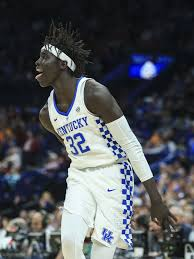 UK's Wenyen Gabriel takes Alabama by surprise with huge performance