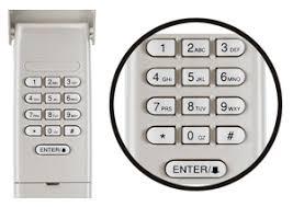 keypad for garage doorUniversal Garage Door Remote Replacement  Chamberlain
