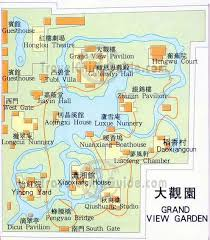 map of grand view garden