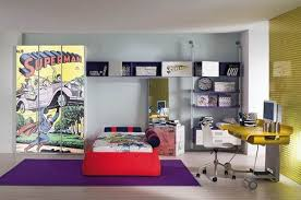 marvelous boy bedroom ideas home design decorating with red bed along yellow study desk also white breathtaking image boys bedroom