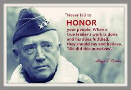 General Patton Quotes Adorable Who Was General George S Patton Presidential Souls