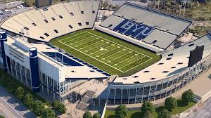 Byu Cougar Stadium Seating Chart Byu Football Stadium Improvements Are Right On Target