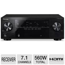 harman kardon 7 1 home theater system. pioneer vsx-1022-k 7.1 channel 3d a/v recei bundle harman kardon 7 1 home theater system g
