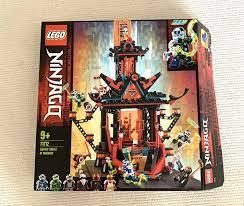 LEGO NINJAGO Tempel des Unsinns - 71712 günstig kaufen