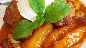 southern peach cobbler. Delighful Southern Photo Of Fresh Southern Peach Cobbler By Aeposey Inside T