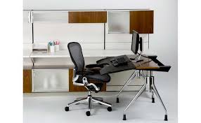 herman miller home office. Herman Miller Desk With Computer Monitor Home Office H