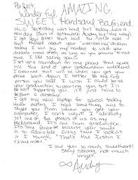 Love Letters For Boyfriend Romantic Letter Him Intended To Most ...