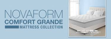 novaform comfort grande. novaform comfort grande mattress collection up to $140 off. valid through 5/21/ r