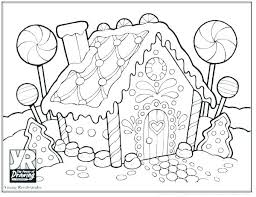 Coloring Page Of A House Audiczinfo