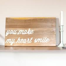 diy wood letter art silhouette feature