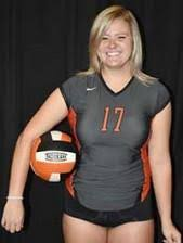 Alicia Sikora 2018 Volleyball Roster | Union College Athletics