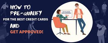 Apr 22, 2021 · the quartet of chase prequalify and preapproval credit cards require you to have good or excellent credit to get one. How To Pre Qualify For Credit Cards And Get Approved All Major Banks