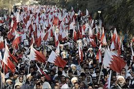 Image result for سکوت جامعه جهانی در قبال جنابات آلخلیفه مردم بحرین را به خیابانها کشاند