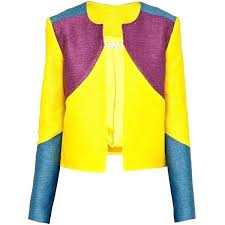 multi color leather jacket tricolor jacket a liked on featuring outerwear jackets ti color leather jackets multi color leather jacket
