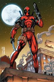 1990s depiction of deadpool by jim lee reused for a variant cover of deadpool 33 july 2018