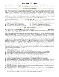 Sample Resume Business Development Business Development Resume
