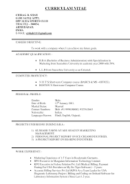 Resume Usa cv sample usa Enderrealtyparkco 1