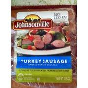 johnsonville smoked turkey sausage nutrition grade c minus 110 calories