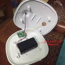 Review đèn học led cảm ứng chống cận thị tích điện thông minh