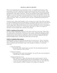 Journal Apa Style Article Summary Example