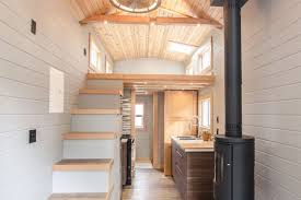 Small Picture Tiny house goes off grid with big amenities Curbed