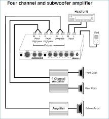 6 speakers 4 channel amp wiring diagram sample wiring diagram database Wiring-Diagram Lr11502 6 speakers 4 channel amp wiring diagram download subwoofer wiring diagrams and 4 channel amp