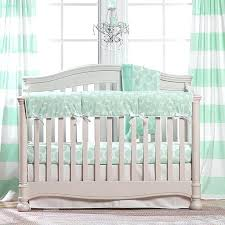 mint green nursery curtains mint baby bedding cabana stripe curtain white nursery mint green nursery curtains