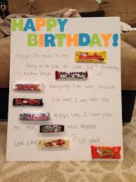 i ve done this it s makes a man melt husband s birthday card