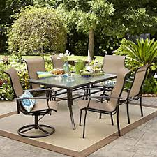 Outdoor patio furniture cover Wrought Iron The Cover Store Outdoor Patio Furniture Sears