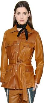 chloe belted leather jacket top women leather jacket brands 15 most expensive