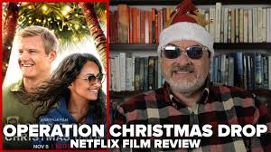 Operation Christmas Drop (2020) Netflix Movie Review - YouTube