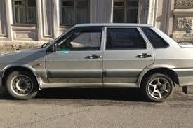 Отзывы по марке ВАЗ новые автомобили и авто с пробегом ВАЗ 2115 2003