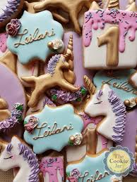 How To Decorate A Cookie Jar Unicorn Decorated Cookies By The Cookie Jar Sharetheartofcookies 44