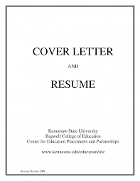 first job resume cover letter samples  types of cover
