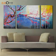 Oil Painting For Living Room Oil Painting Sunrise Promotion Shop For Promotional Oil Painting