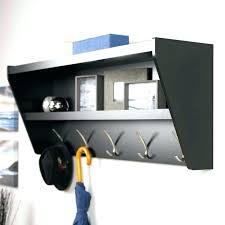 umbra coat hooks wall mounted coat hook rack wall mounted floating entryway shelf coat rack flip